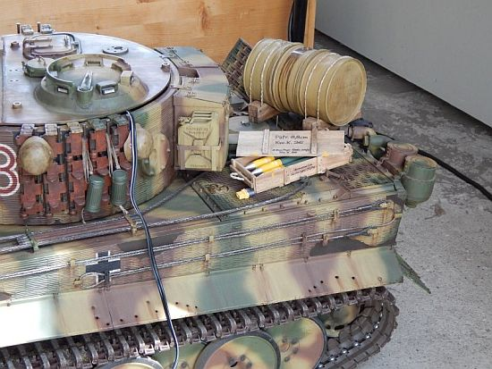 Armortek Tiger 1:6