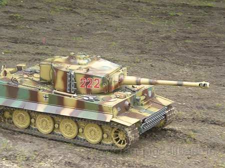 Tiger I  1:8 Armortek